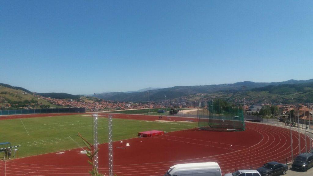 Projektantski nadzor Stadion Novi Pazar