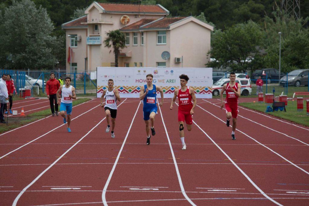 Atletska staza Topolica Bar 2019